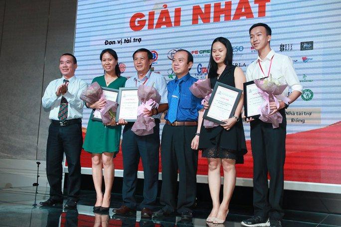 Báo Người Lao Động đoạt 2 giải cao nhất viết về doanh nhân, doanh nghiệp - Ảnh 2.