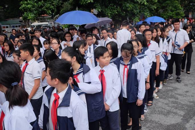 Nghẹn ngào xúc động lễ tang Thầy Văn Như Cương - Ảnh 4.