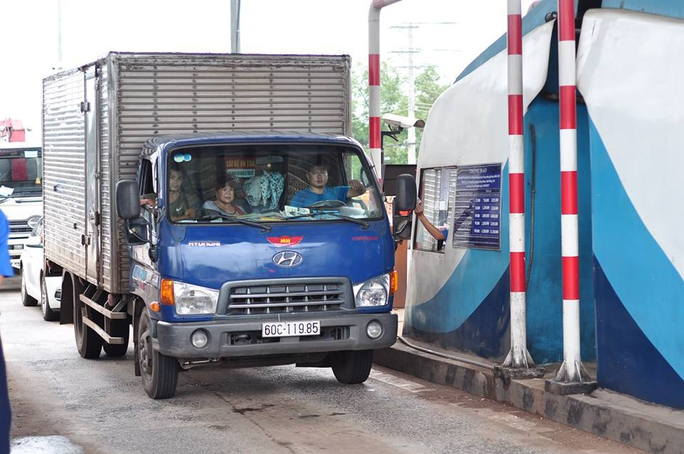 Cảnh sát cơ động, CSGT được huy động đến BOT Biên Hòa - Ảnh 5.