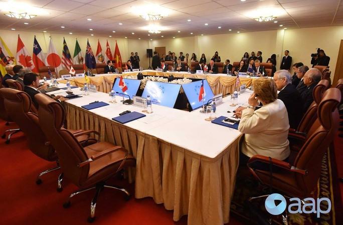 Họp báo nửa đêm, Canada thông báo đạt thoả thuận phần cốt lõi cho TPP-11 - Ảnh 3.