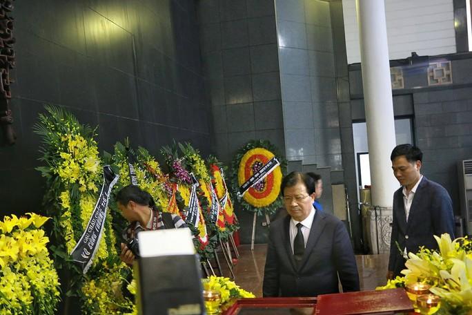 Tổng Bí thư gửi vòng hoa viếng cụ Hoàng Thị Minh Hồ - Ảnh 5.