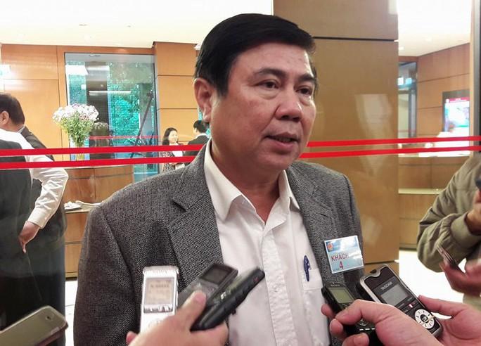 Chủ tịch Nguyễn Thành Phong: Cơ chế đặc thù để tăng lương cho cán bộ - Ảnh 1.