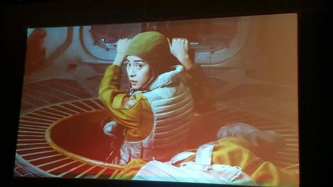 Ngô Thanh Vân: Tự hào khi được tham gia Star Wars - Ảnh 1.