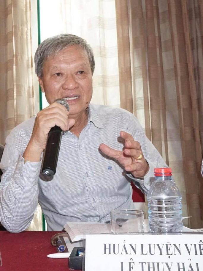Ông Lê Thụy Hải: Nhiều người không có chuyên môn vẫn ở VFF - Ảnh 2.