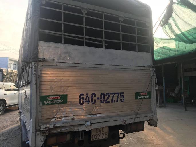 Xe khách Phương Trang gây tai nạn liên hoàn trên Quốc lộ 1 - Ảnh 2.