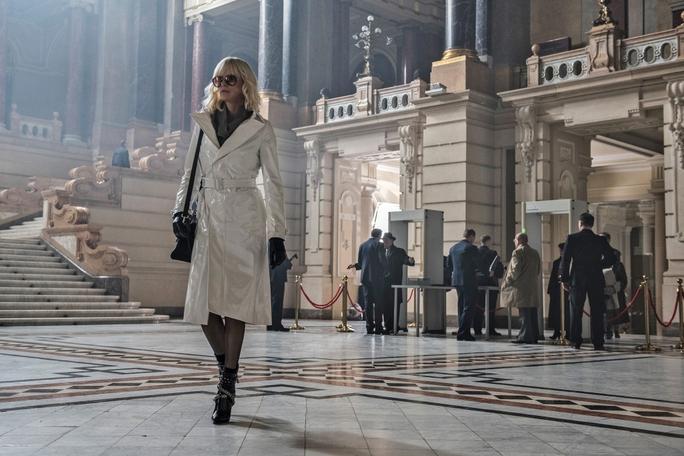 Charlize Theron - đả nữ lừng lẫy Hollywood - Ảnh 5.
