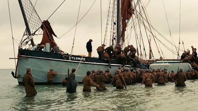 Cuộc di tản Dunkirk xứng đáng mưa lời khen - Ảnh 2.