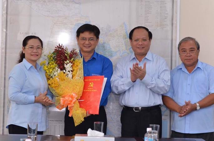 Bí thư Thành đoàn TP HCM làm Bí thư Quận ủy Thủ Đức - Ảnh 2.