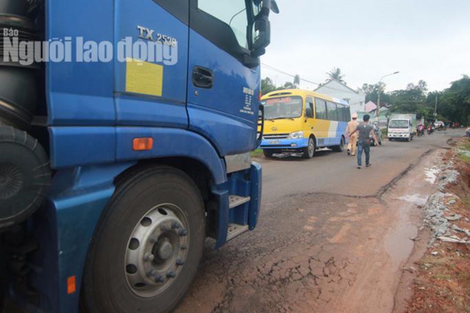 Container, xe tải nặng sẽ không được đi đường cao tốc 18.000 tỉ đồng? - Ảnh 5.
