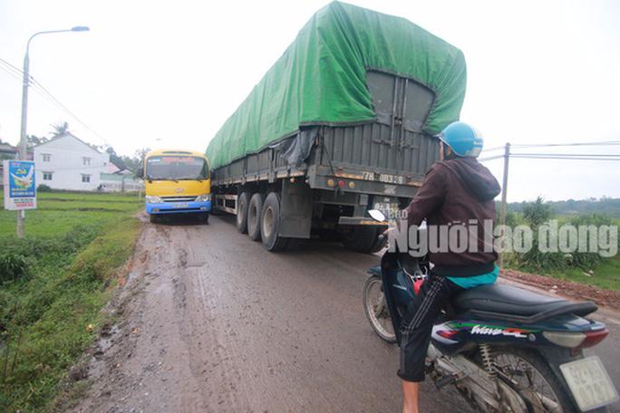 Container, xe tải nặng sẽ không được đi đường cao tốc 18.000 tỉ đồng? - Ảnh 2.