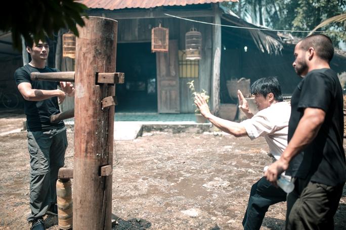 Dustin Nguyễn tự tin thế vai của Trường Giang - Ảnh 4.