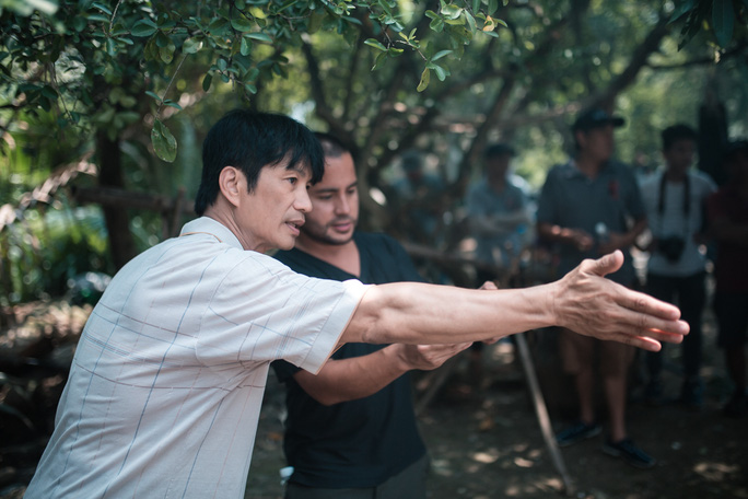 Dustin Nguyễn tự tin thế vai của Trường Giang - Ảnh 3.