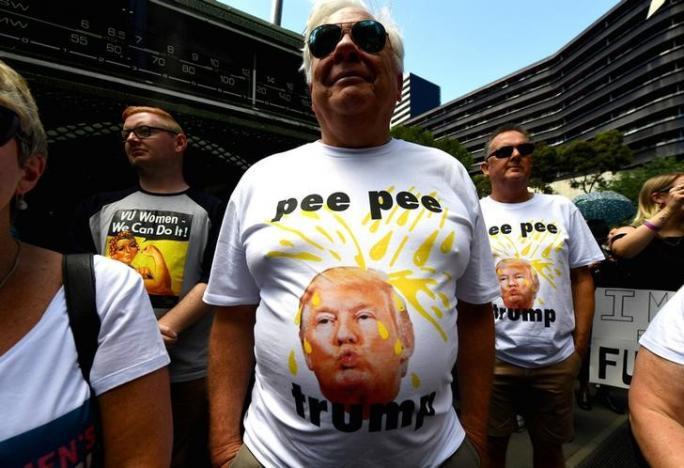 Diễu hành ở TP Melbourne - Úc... Ảnh: REUTERS