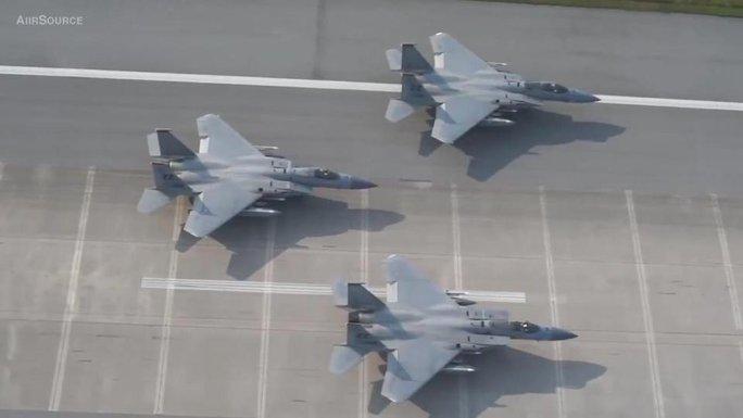 Không quân Mỹ gửi thông điệp tới Triều Tiên