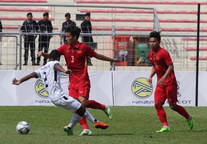 U22 Việt Nam - Thái Lan 0-3: Dừng chân SEA Games, HLV Hữu Thắng từ chức - Ảnh 9.
