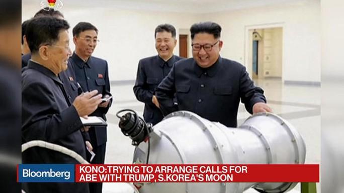 Triều Tiên tự hại mình - Ảnh 1.