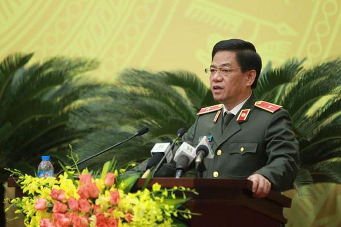 Giám đốc Công an Hà Nội: Không có củi ướt, củi khô ở vụ Mường Thanh - Ảnh 1.