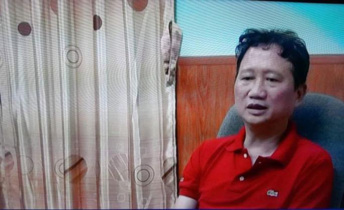 Trịnh Xuân Thanh: Tôi đã đầu thú - Ảnh 1.