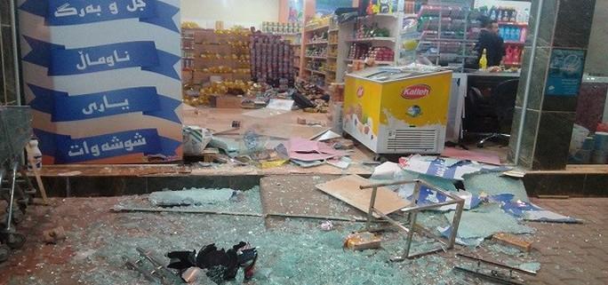 Động đất ở biên giới Iran - Iraq, hơn 210 người chết - Ảnh 1.