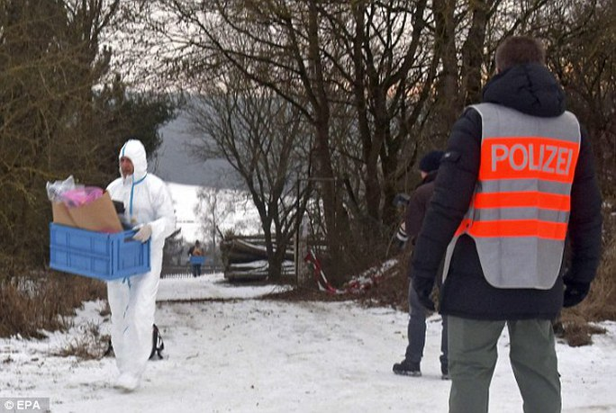 Cảnh sát Đức đang điều tra nguyên nhân gây tử vong. Ảnh: EPA