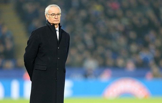 HLV Ranieri trước nguy cơ bị sa thải