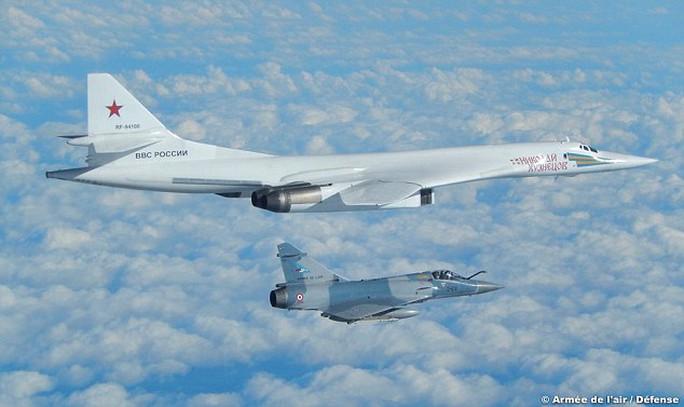 Chiến đấu cơ Mirage của Pháp. Ảnh: French Air Force