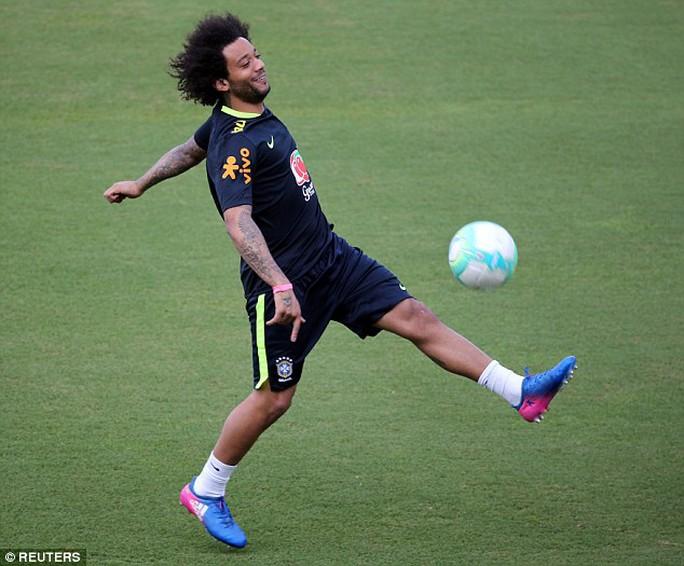 Hậu vệ Marcelo