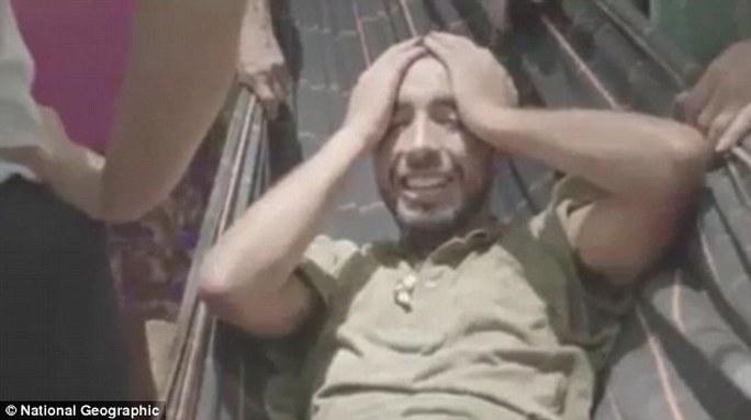 Coroseo Acuna bị lạc khi rời điểm cắm trại và lang thang 1 mình. Ảnh: National Geographic