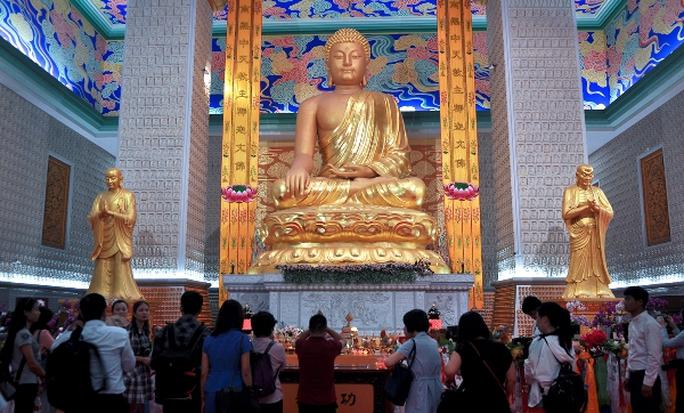 Bí ẩn bảo vật ngàn năm trong ngôi chùa lớn nhất Trung Quốc - Ảnh 25.
