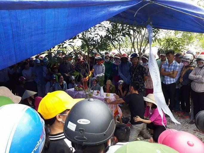 Công an Quảng Bình thông tin vụ bé trai mất tích mà gia đình nghi bị sát hại - Ảnh 1.