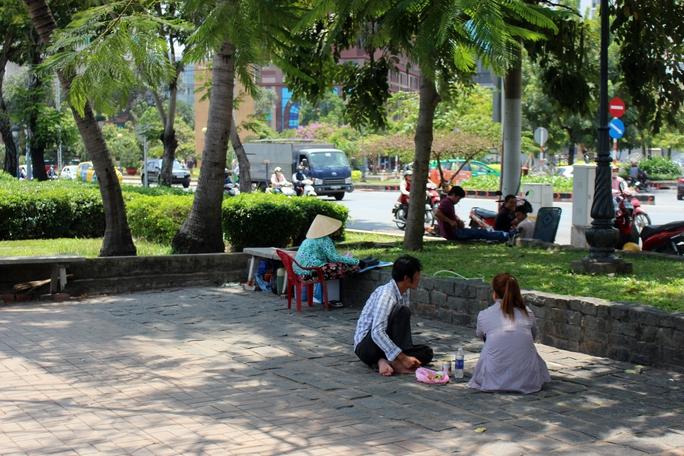 Theo dự kiến, công viên Bạch Đằng sẽ được tổ chức làm chợ phiên vào ngày cuối tuần, với 120 gian hàng diện tích khoảng 3.200 m2.
