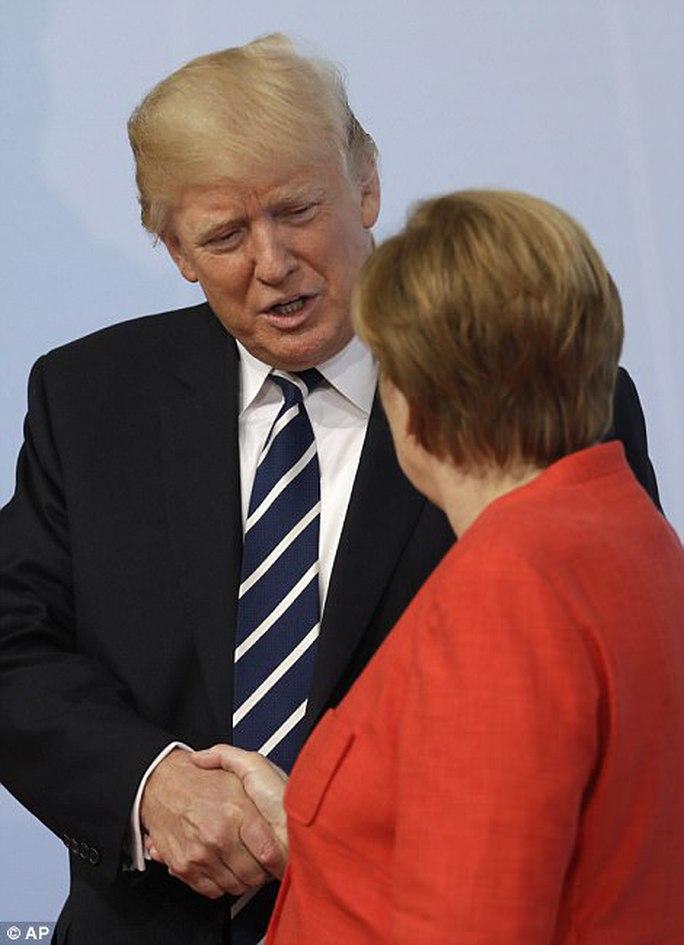 Tổng thống Mỹ - Nga lần đầu gặp nhau - Ảnh 9.