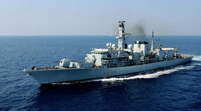 Anh, Hà Lan và Đan Mạch theo sát tàu Trung Quốc  - Ảnh 3.