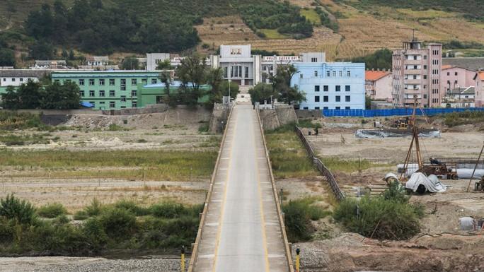 Nga, Trung Quốc tăng cường an ninh dọc biên giới Triều Tiên - Ảnh 4.