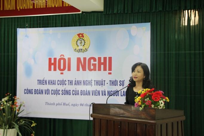 LĐLĐ Thừa Thiên – Huế phát động cuộc thi ảnh về công nhân - Ảnh 1.