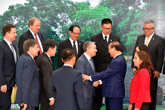 Thủ tướng: Việt Nam nỗ lực cải cách mạnh mẽ - Ảnh 1.