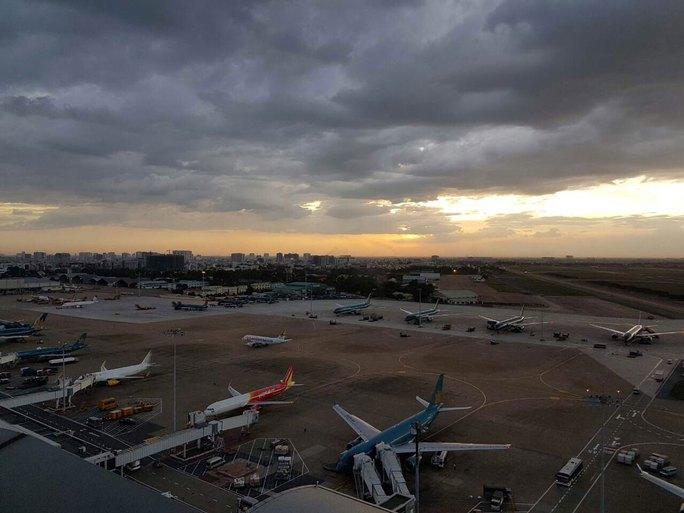 Dự kiến trong dịp Tết năm nay, các hãng hàng không tăng 20% chuyến bay Ảnh: LÊ CƯỜNG