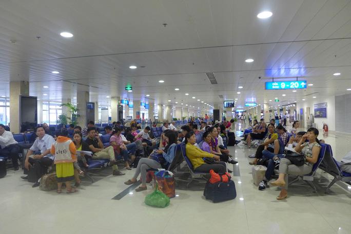 Sân bay Tân Sơn Nhất sẽ được nâng cấp, mở rộng để tăng công suất phục vụ hành khách Ảnh: NHẬT BẮC