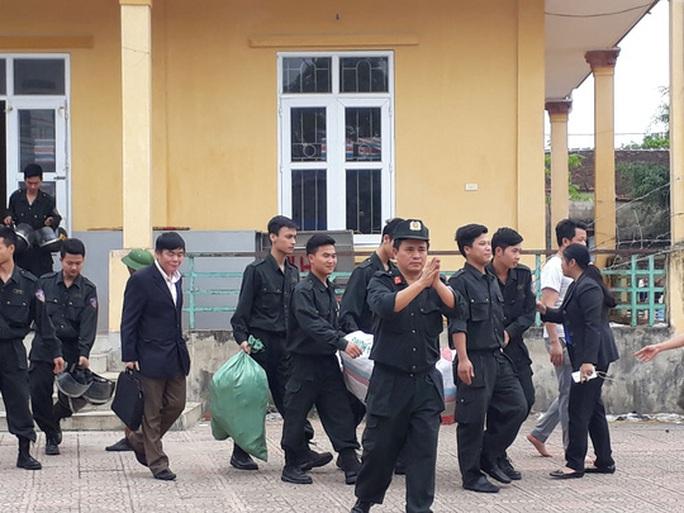 Khởi tố điều tra vụ án hình sự tại xã Đồng Tâm - Ảnh 2.