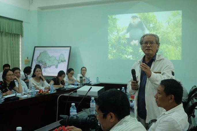 Các nhà khoa học cực lực phản đối việc cấp phép đầu tư phá nát cảnh quan, xâm hại bán đảo Sơn Trà
