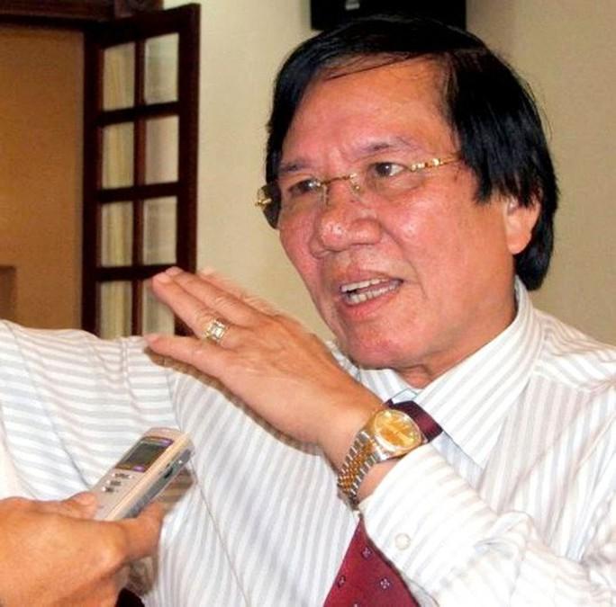Bộ NN-PTNT nói gì về việc khởi tố cựu chủ tịch Tập đoàn Cao su? - Ảnh 1.