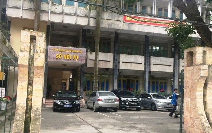 Sở Nội vụ tỉnh Thanh Hóa thừa nhận đã làm sai trong việc để hơn 30 nhân viên hợp đồng thành công chức