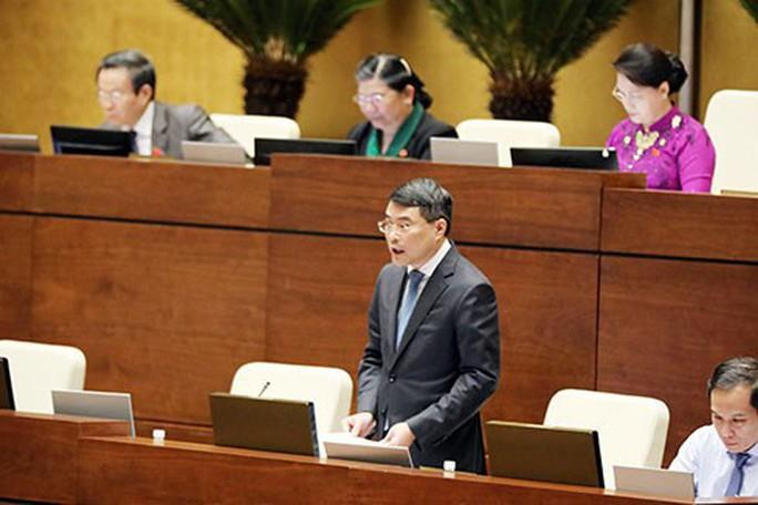 Thống đốc nói về xử lý trách nhiệm trong các đại án ngân hàng - Ảnh 1.