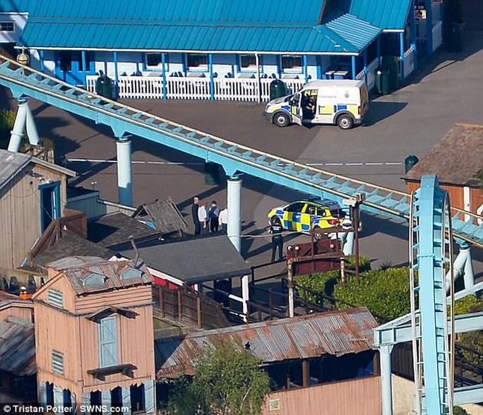 Nữ sinh 11 tuổi thiệt mạng ở công viên giải trí - Ảnh 1.