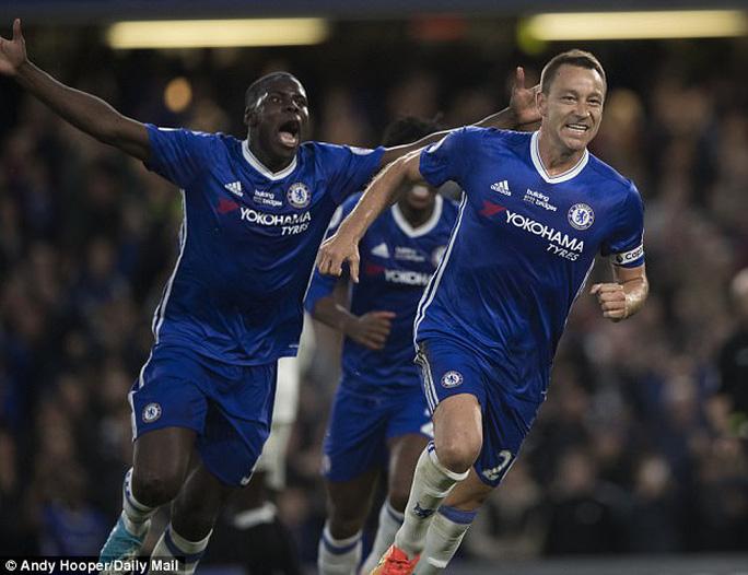 Conte: Terry là huyền thoại tuyệt vời - Ảnh 1.