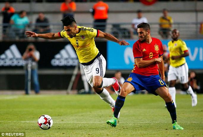 Xé lưới Tây Ban Nha, Falcao lập kỷ lục mới - Ảnh 1.