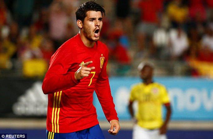 Xé lưới Tây Ban Nha, Falcao lập kỷ lục mới - Ảnh 2.