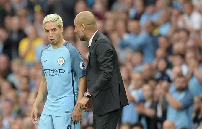Nasri xài doping, Man City lo mất trắng 25 triệu bảng - Ảnh 3.