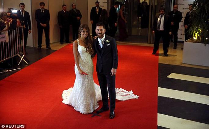Sao bóng đá tề tựu dự đám cưới Messi - Ảnh 4.