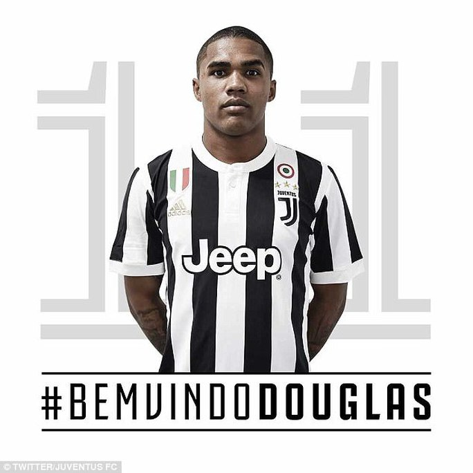 Juventus mua Costa, M.U bán Januzaj - Ảnh 1.